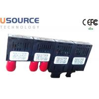 Buy cheap 155M 1.25G WDM Gigabit Bidirectional 1x9 Transceiver Module Up To 120km from wholesalers