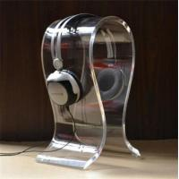 Wholesale JLP acrylic headphone display stand or rack,headphone holder from china suppliers