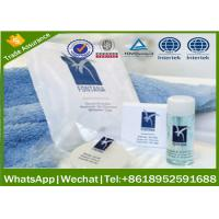 Wholesale 5 star hotel amenities sets, guest amenities, hotel amenity supplier ,hotel amenities supplier with  ISO22716 GMPC from china suppliers