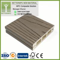 Wholesale Recycled HDPE Outdoor Walkway Steps Composite Deck Wood Plastic Waterproof WPC Board from china suppliers