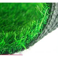 PE REACH ROHS Approved Durable U shaped yarn Landscape Artificial Grass  Roof Garden