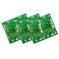 Wholesale Different Layer PCB Immersion Gold Surface Fnishing With FR4 Material from china suppliers