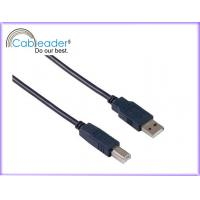 Wholesale EMI / RFI interference guarded 1200 Mbps / 6ft Length USB Cable Male to Male from china suppliers
