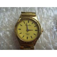 Wholesale Men Business Type Metal Digital Watch Gold Stainless Steel Band from china suppliers