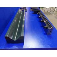 Buy cheap Steel Door  Bending Tooling 6000mm long Punching Die Heat Treatment 60HRC from wholesalers