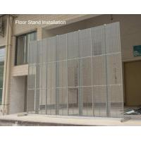 Wholesale P6  Transparent Glass Screen Led Display Window Wall Animation Advertising from china suppliers