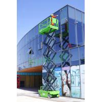 Wholesale Flexible Material Handling Scissor Lift  Access Platform 10m from china suppliers