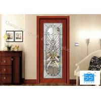 Quality Custom Clear Toughened GlassFor Door Window Thermal Sound Insulation for sale