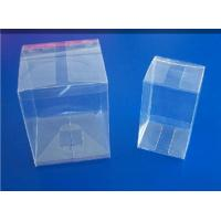 Wholesale 0.25cm Clear Plastic Folding Boxes from china suppliers