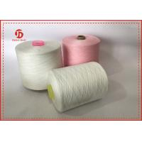 Wholesale 40/2 Raw White Paper Cone Ring Spun 100% Polyester Yarn AA GRADE from china suppliers