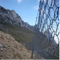 Wholesale Flexible Ring Nets Barrier for Debris Flow Mudslides,Rockfall Fences,Ring Panel from china suppliers