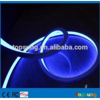 Wholesale top quality square blue  neon flexible light 110v 120leds/m for outdoor building from china suppliers