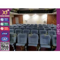 Wholesale Spring Returning Padded Seat Auditorium Theatre Seating For School Conference Hall from china suppliers