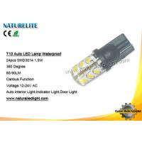 Wholesale Customized Auto Led Bulbs IP68 Waterproof Indicator / Auto interior Light from china suppliers