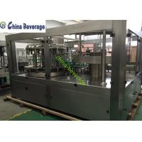 Wholesale Automatic 3L-10L Water Bottle Packing Machine , Water Bottling Machine Rinsing Filling Capping from china suppliers