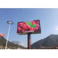Wholesale Dynamic LED Outdoor Signs P10 Outdoor LED Display Signs with 960xh960mm Panel from china suppliers