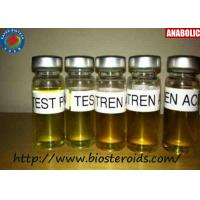 Wholesale Fitness Bodybuilding Muscle Oil Injection Tren Ace Liquid Trenbolone Acetate USP Standard from china suppliers