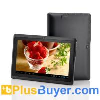 Wholesale Iridium - Budget 7 Inch Android 4.1 Tablet (1GHz Dual Core, 1024x600, 4GB Memory) from china suppliers