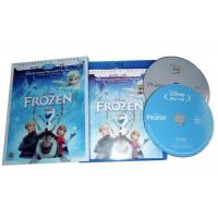 Wholesale Funny Disney Collection Dvd Box Set With Castilian / Catalan Subtitles from china suppliers
