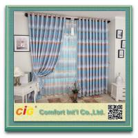 Wholesale Cotton Acrylic Blackout Roller Modern Curtain Fabric for Living Room Waterproof and Tear Resistant from china suppliers