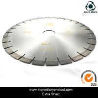 Wholesale 400mm diamond saw blade for cutting granite from china suppliers