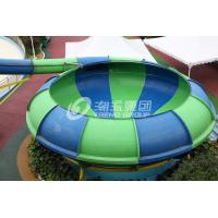Wholesale Theme Park Slides Space Bowl Water World Water Playground Equipment for Resorts / Hotel from china suppliers