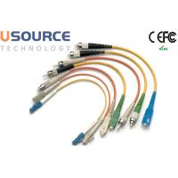 Wholesale Multi Mode Fiber Patch Cord Armored 4 12 48 Core For Telecommunication from china suppliers