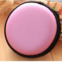 Buy cheap Hot selling Fashionable High quality EVA Wallet Fancy Purse Coin purse with zipper Fashion wallet in Round shape from wholesalers
