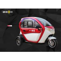 Wholesale 2KW EEC Electric Mini Car With Front Disc Rear LED Digital Display / Taillight from china suppliers