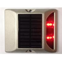 Wholesale 2 LEDs Solar LED Road Stud 800M Visual Distance 5000mcd-8000mcd Luminous intensity from china suppliers