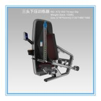 Buy cheap Professional Commercial Exercise Equipment For Biceps And Triceps 1051*1541*1680mm from wholesalers