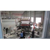 Wholesale Flexible PVC Floor Tile Production Line Different Type Embossing Designed Fully Automatic from china suppliers