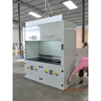 Buy cheap Polypropylene Fume Hoods Equipment Factory from wholesalers