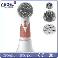 Wholesale Soft Face Exfoliating Brush Bidirectional Rotation For Skin Acne Treatment from china suppliers