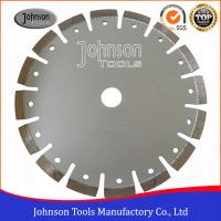 Wholesale U Slot 210 Mm Tuck Point Diamond Blades With Decoration Hole Silver color from china suppliers