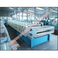 Wholesale IBR and Corrugated Type Roof  Sheeting and Cladding Material Dual Layer Roll Forming Machine from china suppliers