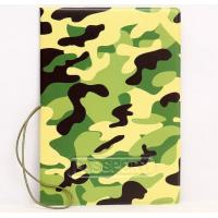 Wholesale Army Green Camouflage 3D Travel Passport Holder from china suppliers