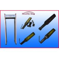 Wholesale Security Inspection Door Frame Metal Detector  For Government / Train Station from china suppliers