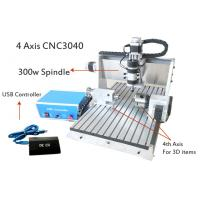 Wholesale Professional 3D CNC Router , CNC Router Engraver Drilling And Milling Machine from china suppliers