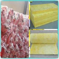 Quality glass wool and rock wool roofing fireproof materials for sale