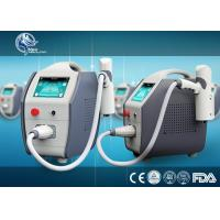 Wholesale Q awitched Nd Yag Laser Tattoo Removal Equipment for pigment removal from china suppliers