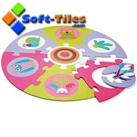 Wholesale Jigsaw Mat with Animals , Fruit and Traffic Non-toxic, Environmental from china suppliers