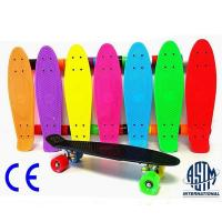 Quality OEM Color Plastic mini fish Skateboard for Christmas for sale