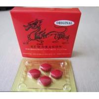 Wholesale Red Dragon Powerful Sex Enhancement Pilsl Herbal Sex Medicine from china suppliers