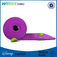 Wholesale Customized Sublimation Print Natural Rubber Exercise Mats Extra Thick Yoga Mat from china suppliers