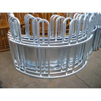 Wholesale Rail Cattle Yard/Horse Pen Panels Low Price Hot-dipped Galvanized 1.8m x 2.1m hot dipped galvanized corral yard panels from china suppliers