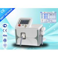 Wholesale Germany Technology 808 Diode Laser Hair Removal , Diode 808nm Laser Depilation Machine from china suppliers