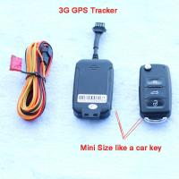 Wholesale DC 9-75V 3G Motorbike GPS Tracking System with SMS Engine Stop , 10 M accuracy from china suppliers