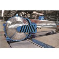 Wholesale Food Pneumatic Vulcanizing Industrial Autoclaves Φ1.8m Of Large-Scale Steam Equipment from china suppliers