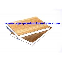 Wholesale Light Weight 4' X 8' PVC Foam Sheet Moisture Resistant For Furniture / Cabinet from china suppliers